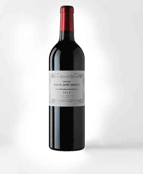 Château Moulin St Georges - Saint Emilion Grand Cru - 2011 -